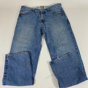 Tommy Hilfiger Mens Jeans Medium Blue Size 31